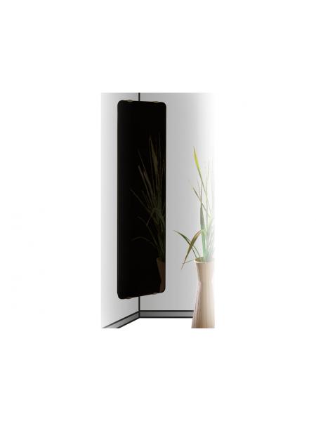 Инфракрасные  обогреватели Noirot Электропанель Campa Campaver (угловая) CMA 11 SEPB 1100W чёрный