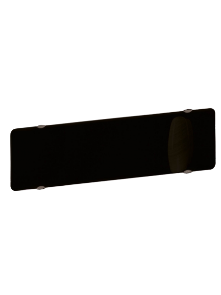 Инфракрасные  обогреватели Noirot Электропанель Campa Campaver (горизонтальная узкая) CME 12 SEPB 1200W чёрный