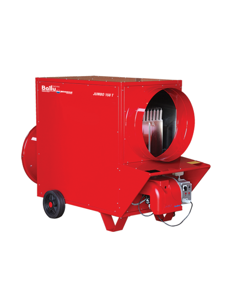 Теплогенератор мобильный газовый Ballu-Biemmedue Arcotherm JUMBO 150 T LPG