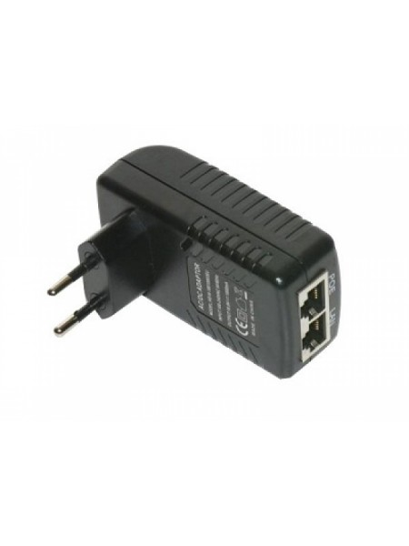 Инжектор РоЕ PI-154-1passive 1-портовый 48V 10/100Mbps