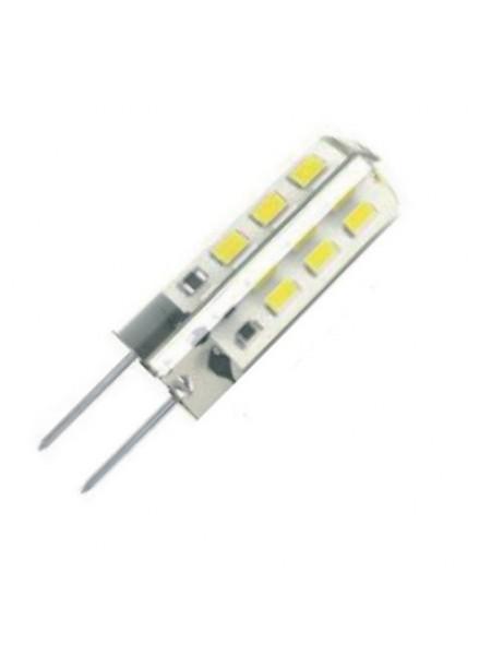 Лампа светод. 5 Вт G4 12В 3000К силикон