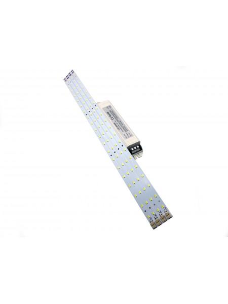 Ремкомплект (Комплект линеек) 36 Ватт, SMD 5730, 300 Ма, 5000К