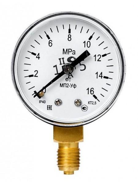 Манометр технический МП2-УФ D.50 РШ