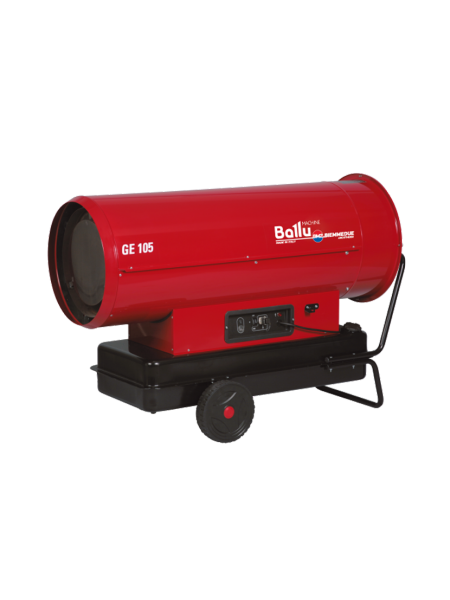 Дизельная тепловая пушка прямого нагрева Ballu–Biemmedue Arcotherm GE 105