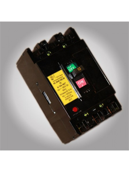 Выключатель АЕ 2046-10Б-00У3 (6,3-63А)